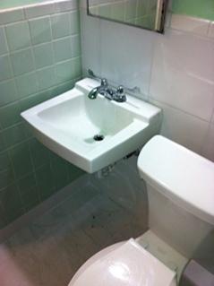 sink after2